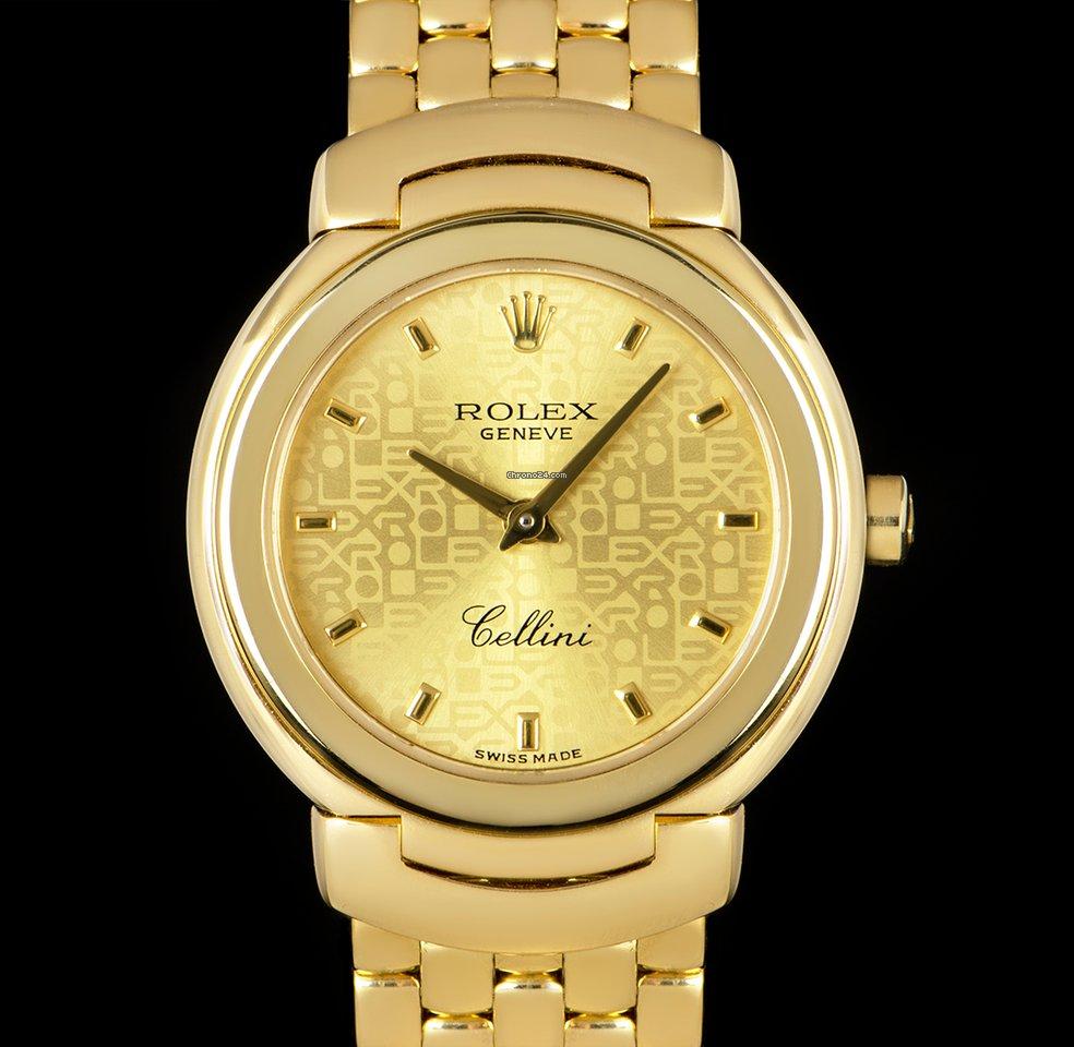 Rolex Cellini Rolex Cellini 6621 1990 подержанные
