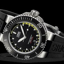 Oris Steel 46mm Automatic REFERENCE01 733 7675 4154 new United States of America, Florida, Sarasota