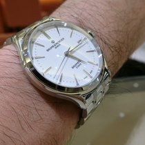 Baume & Mercier 40mm Automatic new Clifton White