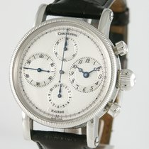 Chronoswiss Acier 38mm Remontage automatique CH 7523 occasion