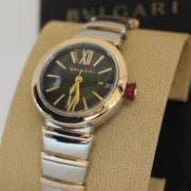 Bulgari Gold/Steel 33mm Automatic 102192 LU33BSPGSPGD pre-owned