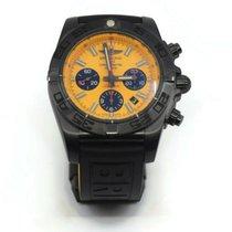 Breitling Chronomat 44 Blacksteel Steel 44mm Yellow United States of America, New York, New York