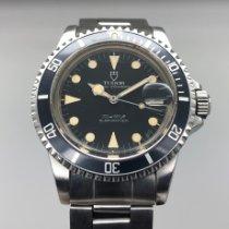 Tudor 76100 Stahl 1984 Submariner 40mm gebraucht