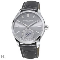 Frederique Constant Horological Smartwatch Steel 42mm Grey