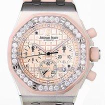 Audemars Piguet Royal Oak Offshore Lady Steel 37mm Pink