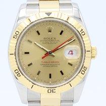 Rolex Datejust Turn-O-Graph Acero y oro 36mm Blanco Sin cifras España, Barcelona