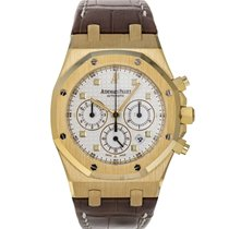 Audemars Piguet Royal Oak Chronograph 26022BA.OO.D088CR.01 2002 gebraucht