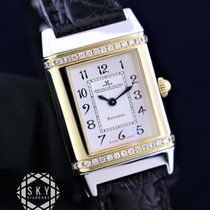 Jaeger-LeCoultre Reverso Lady Gold/Steel 29mm Silver United States of America, New York, NEW YORK