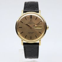 Omega Seamaster DeVille Yellow gold 36mm