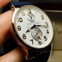 Ulysse Nardin Marine Chronometer 41mm 41mm Cеребро