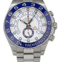 Rolex Yacht-Master II 116680 Πολύ καλό Ατσάλι 44mm Αυτόματη