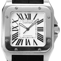 Cartier Santos 100 Stal 38mm