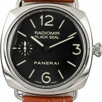Panerai Radiomir Black Seal Pam 183 2008 подержанные