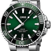 Oris 01 733 7730 4157-07 8 24 05PEB Stahl 2020 Aquis Date 43.5mm neu Deutschland, Rheda-Wiedenbrück
