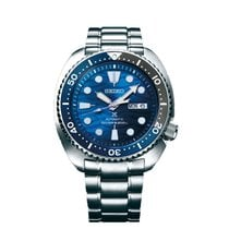 Seiko Prospex SRPD21K1 Seiko Prospex Turtle the Automatic 45mm Acciaio Blu Neu Stahl 45mm Automatik