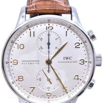 IWC Portuguese Chronograph 3714.01 pre-owned