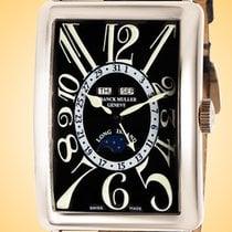 Franck Muller Long Island White gold 45mm Black Arabic numerals United States of America, Illinois, Northfield