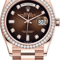 Rolex Day-Date 36 Rose gold 36mm United States of America, New York, Airmont