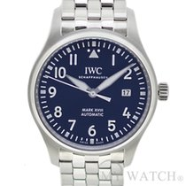 IWC Mark XVIII Le Petit Prince Steel NEW IW327014