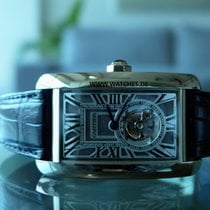 Cartier Tank Américaine White Gold Flying Tourbillon - W2620007