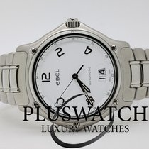 Ebel 1911 pre-owned 38mm White Steel