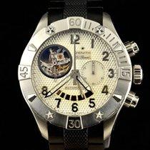 Zenith - Defy Classic El Primero Chronograph - 03.0516.4021 -...