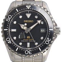 """セイコー (Seiko) Grand Seiko Spring Drive Diver's """"Mastershop""""..."""