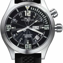 Ball Engineer Master II Diver Steel 42mm Black United States of America, Florida, Naples