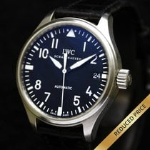 IWC Pilot's Watch Automatic 36 Black Dial Set Collectors