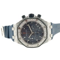 Audemars Piguet Royal Oak Offshore Chronograph Blue Dial...