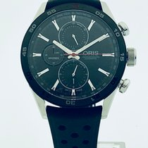 Oris Artix GT new Automatic Chronograph Watch with original box and original papers 01 774 7661 4424-07 4 22 25FC