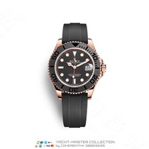 Rolex Yacht-Master 37 new 37mm Rose gold
