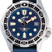 Chris Benz Steel Automatic 500A-B-KBB