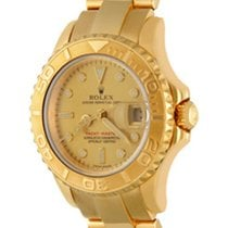 Rolex 69628 Yellow gold Yacht-Master 28mm pre-owned United States of America, Texas, Dallas