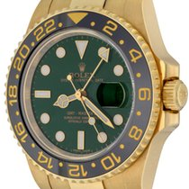 Rolex 116718LN Yellow gold GMT-Master II 41mm