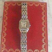 Cartier 22mm Quartz 1996 pre-owned Panthère Silver
