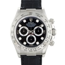 Rolex pre-owned Automatic Black