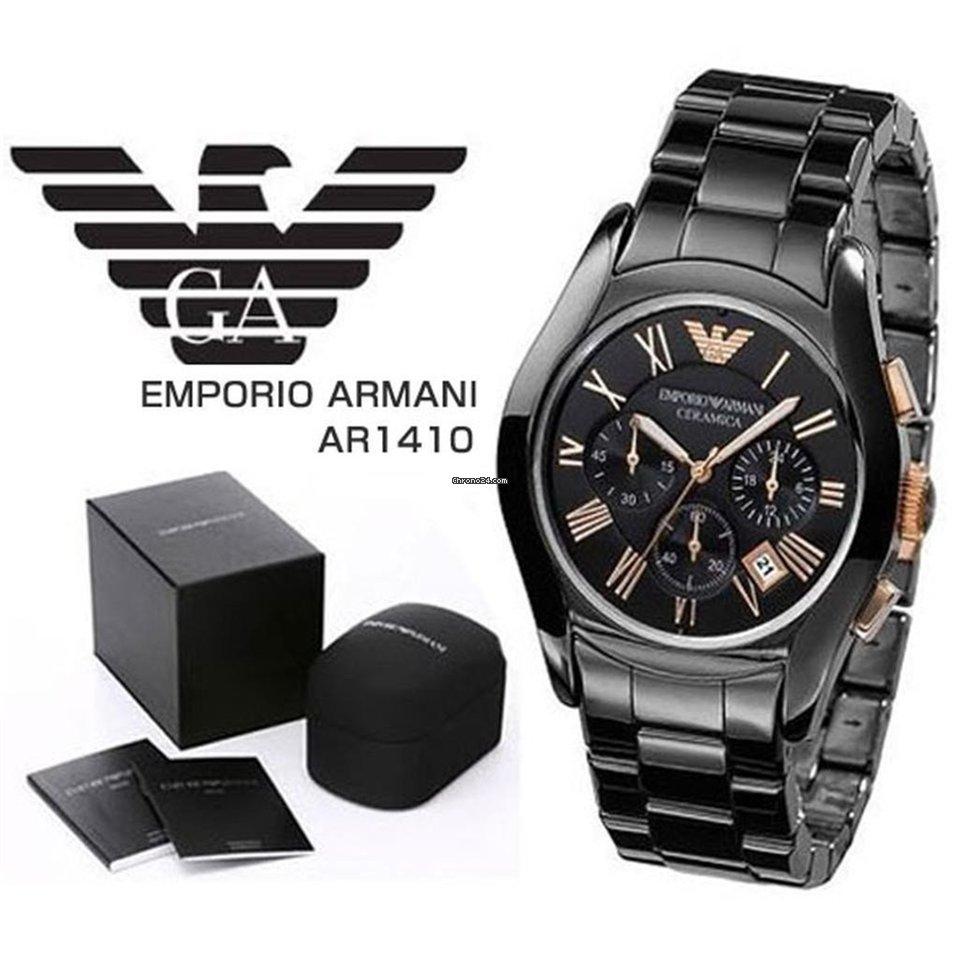 102024d47e0 Relojes Armani - Precios de todos los relojes Armani en Chrono24