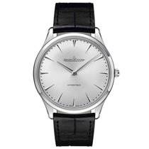 Jaeger-LeCoultre Master Ultra Thin Steel 41mm Silver No numerals United States of America, New York, New York