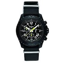 Traser Chronograph Quartz new Black