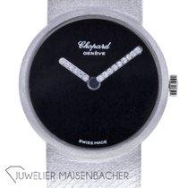 Chopard Classic Weißgold 23mm Schwarz Keine Ziffern Deutschland, Düsseldorf