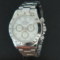 Rolex Daytona White Dial 116520 D-Serial
