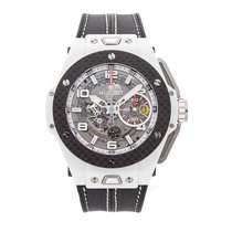Hublot Big Bang Ferrari Ceramic 45mm Arabic numerals United States of America, Pennsylvania, Bala Cynwyd