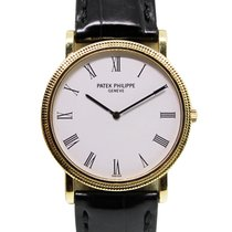 Patek Philippe Calatrava Yellow gold 32mm White Roman numerals United States of America, Florida, Boca Raton