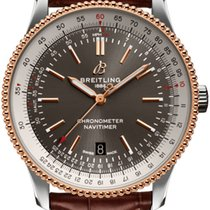 Breitling U17326211M1P2 Gold/Steel 2019 Navitimer new United States of America, Iowa, Des Moines
