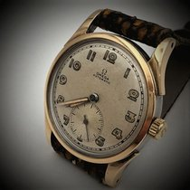 Omega Gold/Steel 33mm Automatic 2778-1 pre-owned