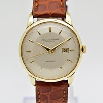 IWC Yellow gold 33,9mm Automatic iwc schaffausen pre-owned