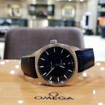 Omega Globemaster Steel 39mm Blue No numerals