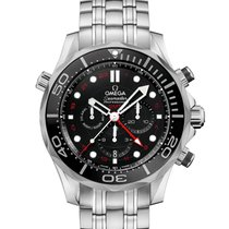 Omega Seamaster Diver 300 M 212.30.44.52.01.001 new