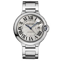 Cartier Ballon Bleu 42mm Cartier W69012Z4 Ballon Bleu de Cartier Silver Steel 42mm 2020 nouveau